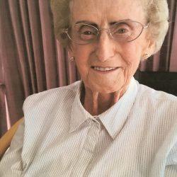 Betty Victoria Fraser