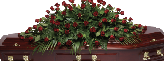 RSIGNATURE Double Ended Medium Size Red Roses