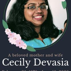 Cecily Devasia